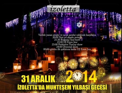Muhteşem Yılbaşı Gecesi